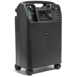 Stratus 5 Oxygen Stationary Concentrator