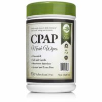 CPAP Frangrance Free Aloe Wipes